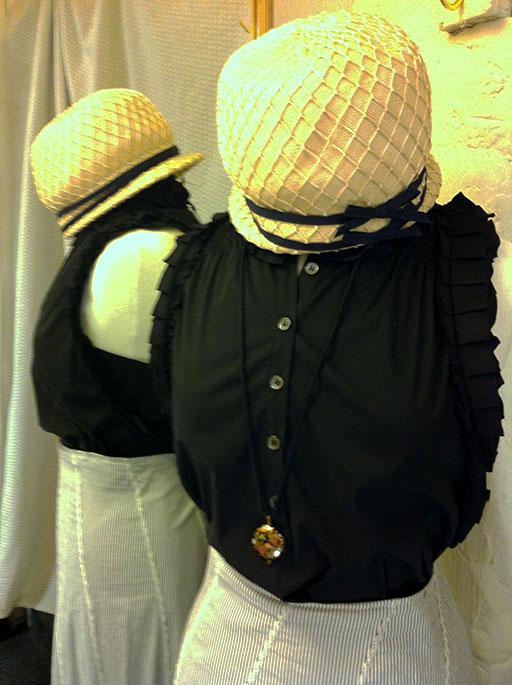 Lulu Boutique Vintage Hat